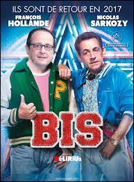 Nicolas Sarkozy prend la place de Franck Dubosc et François Hollande de Kad Merad. Mais au lieu que nos deux soient de retour en 2017, les deux autres sont de retour en quel année ?