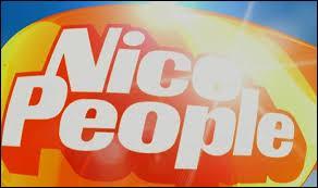"""En quelle année fut diffusée l'émission de télé-réalité """"Nice People' ?"""