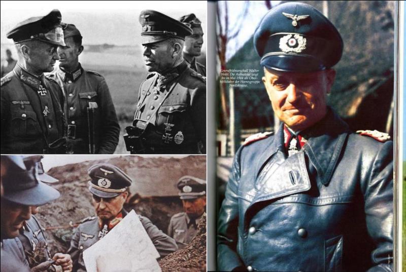 Allons en Allemagne ! Ce général est considéré comme un des meilleurs tacticiens défensifs du conflit. Il a été considéré par un des responsables allemands comme un traître. Les Russes regrettent de ne pas l'avoir jugé.Qui est ce général ?