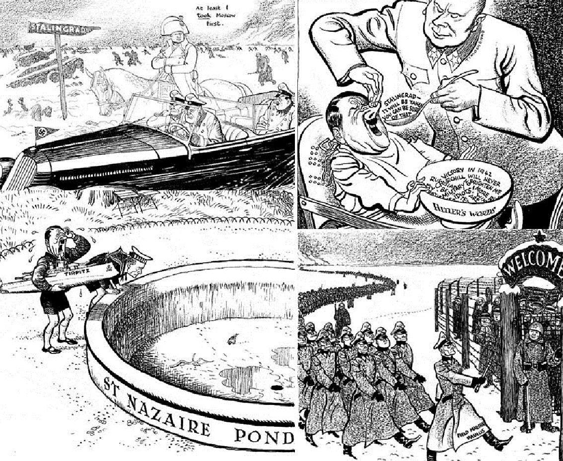 Quelques personnages de la 2e Guerre mondiale – N°12 !