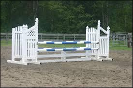 Un cheval ou un poney peut-il sauter un obstacle en biais ?