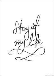 "Ils ont chanté ""Story Of My Life"" :"