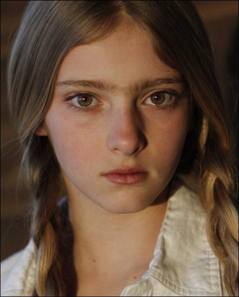 Quel personnage joue Willow Shields ?