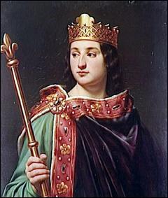 """Quel roi de France fut surnommé """"Le roi fainéant"""" ?"""