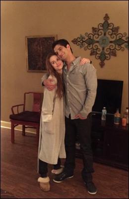 Lydia et Stiles sont-ils sortis ensemble ?
