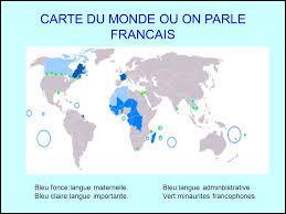 La langue française est …