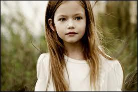 Qui est cette enfant ?