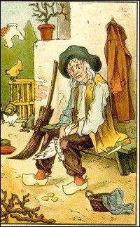 """Dans quelle fable de La Fontaine la morale est-elle """"L'avarice perd tout en voulant tout gagner"""" ?"""