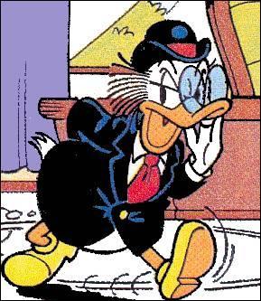 Lequel de ces personnages de Carl Barks se prénomme Crésus ?