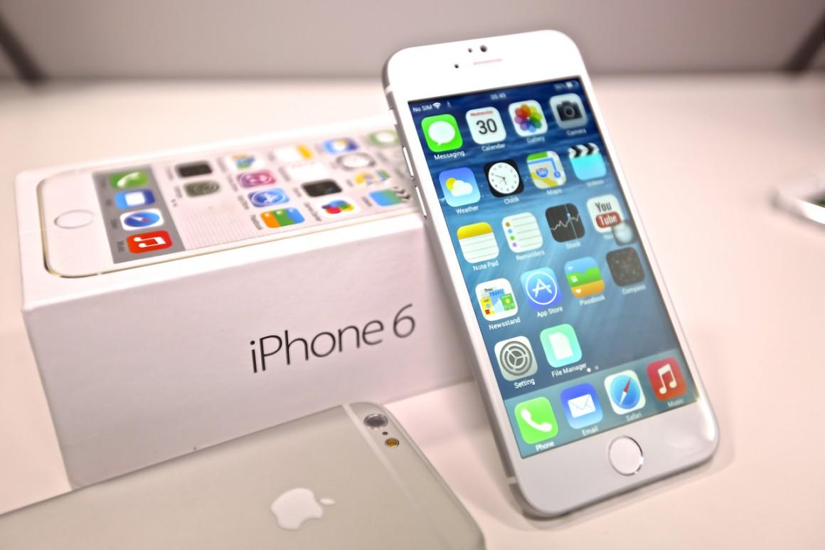 L'iPhone 6