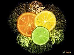 Lequel de ces fruits est un agrume ?
