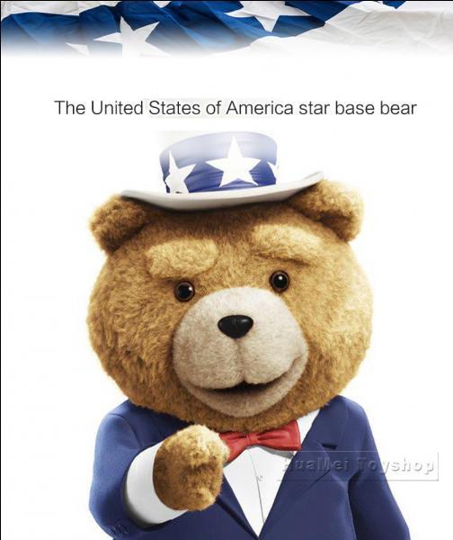 Quel est le nom de cet ours ?