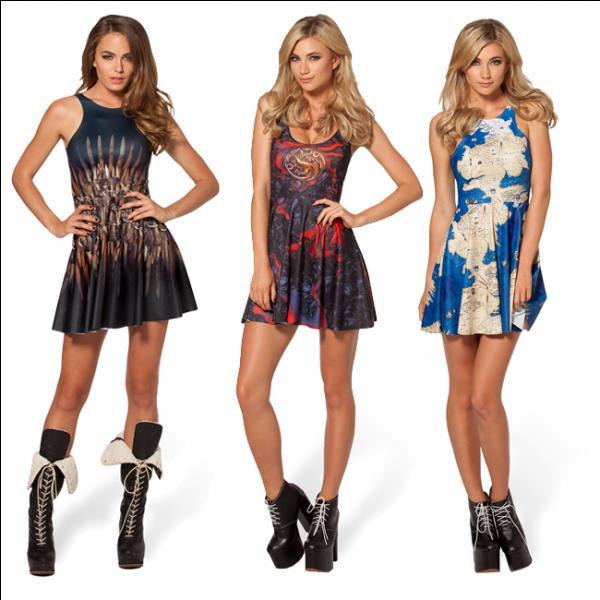 À l'effigie de la série, quelle marque australienne a lancé une collection de vêtements ?