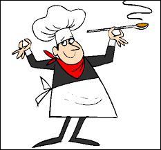 Je prépare à manger et fais de ton assiette un véritable chef d'oeuvre artistique. Quel nom donne-t-on à mon métier ?