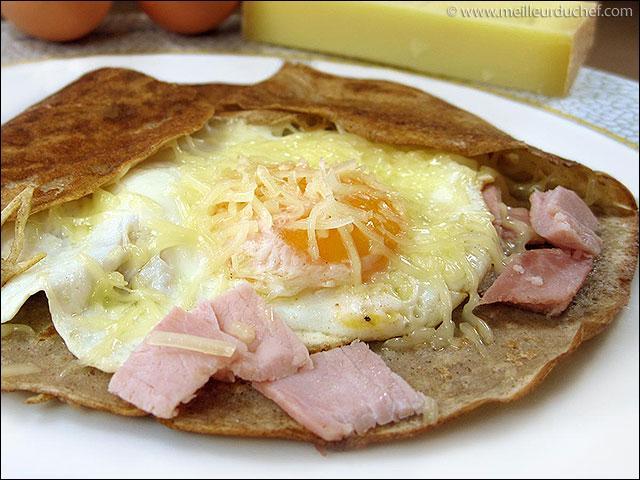 Sur quoi cuit-on les traditionnelles crêpes bretonnes ?