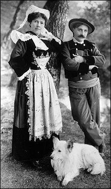 Comment s'appelle ce que portaient sur leur tête les femmes bretonnes ?