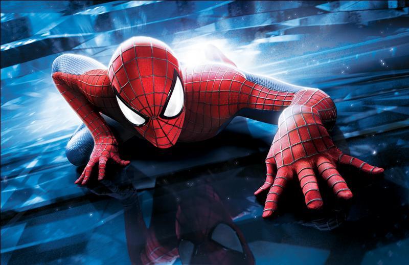 De tous les films, c'est celui-là qui a été vu le plus de fois. L'histoire raconte un jeune homme, en costume bleu et rouge. De quel film s'agit-il ?