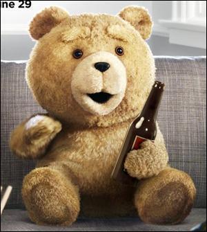 Ce film raconte l'histoire l'histoire d'un ours en peluche. Quel est le titre du film ?