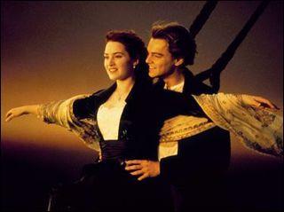 L'histoire d'un navire qui fait naufrage. De quel film parlons-nous ?