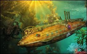 """Lequel de ces personnages fictifs ne figure pas dans """"Vingt mille lieues sous les mers"""", le célèbre roman de Jules Verne ?"""