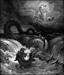 Lequel de ces monstres marins n'est pas issu des légendes scandinaves ?
