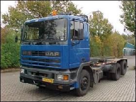 Quel est ce vieux camion ?