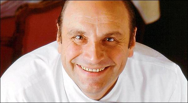 Grand Chef de la gastronomie française.