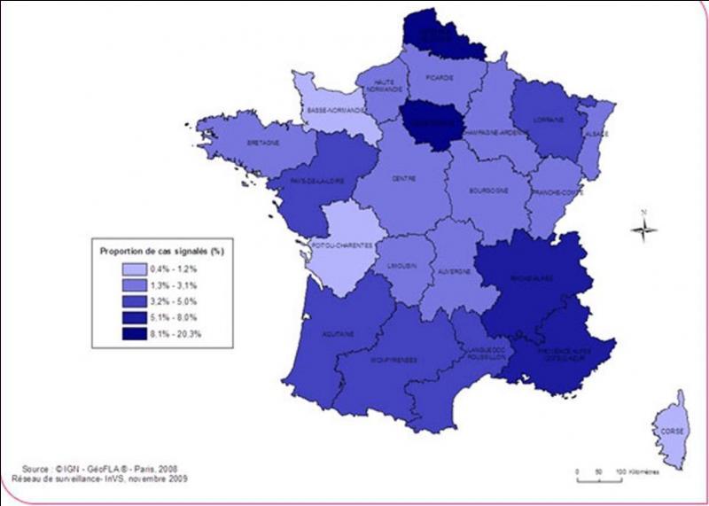 La population française est, bien sûr très touchée par cette maladie.A votre avis, combien de Français sont-ils touchés par cette affection ?
