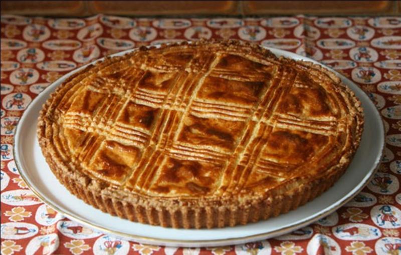 Reprenons dans l'agréable, dans le savoureux ! Seriez-vous capable de reconnaître cette pâtisserie ?