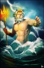 Je suis le dieu des mers ; qui suis-je ?