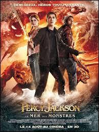"""Complétez le titre complet de ce film réalisé par Thor Freudenthal : """"Percy Jackson : La Mer des _______ """" !"""
