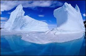 Quand les icebergs commencent-ils leur dérive ?
