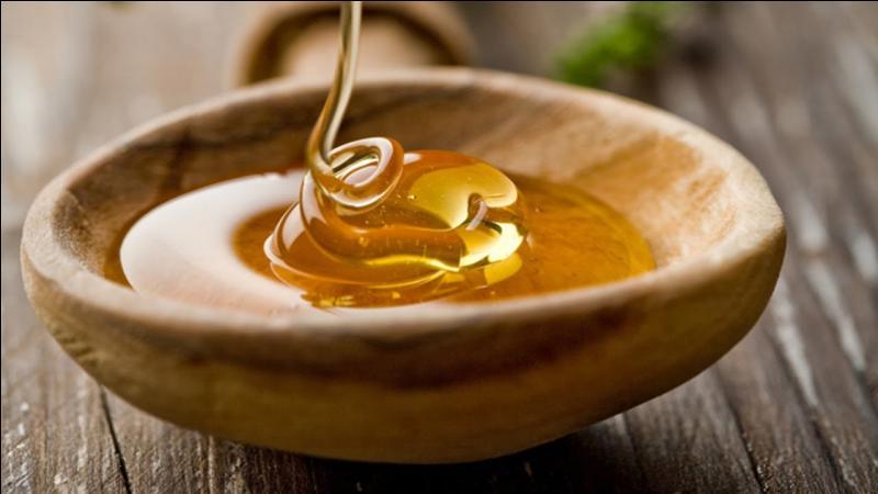 Le miel est issu de :