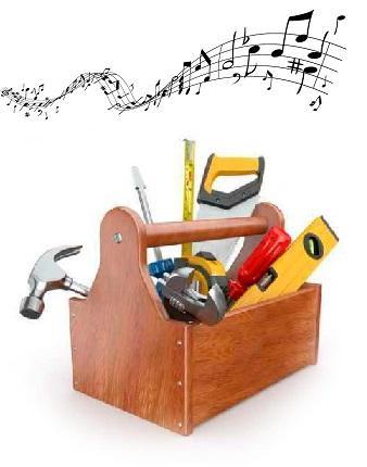Les outils en chansons