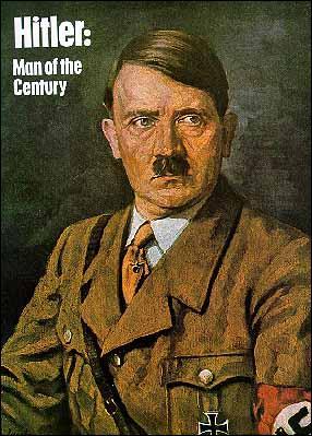 """En 1929, Adolf Hitler est élu """"Homme de l'année"""" par Time Magazine !"""