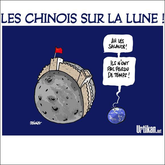 Les jours sont moins longs sur la Lune que sur la Terre !