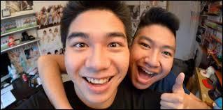 2 frères super originaux et drôles ! Il s'agit de :
