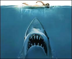 Un film d'horreur qui a dégoûté plus d'un homme d'aller à la plage ! Et oui, ce sont les requins qui ont ce rôle de méchants dans ce film. Vous aurez reconnu :