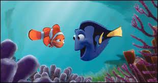 """Un film un peu plus enfantin, mais rempli d'émotions et d'humour. Si je vous dis """"poisson clown"""", vous me dites :"""