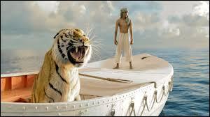 Une histoire incroyable d'un jeune adolescent de 17 ans qui va vivre un horrible naufrage. Lui seul s'en sortira, enfin pas si seul que ça... Un horrible tigre se retrouve dans le bateau de sauvetage avec lui ! C'est le film :