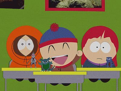 South Park (Saison 3)