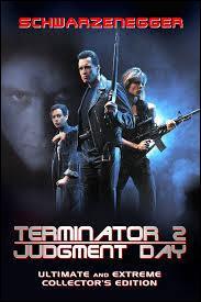 """En quelle année """"Terminator 2 : Le Jugement dernier"""" est-il sorti au cinéma ?"""