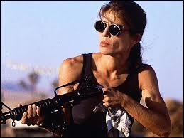 Où se trouve Sarah Connor au début du film ?