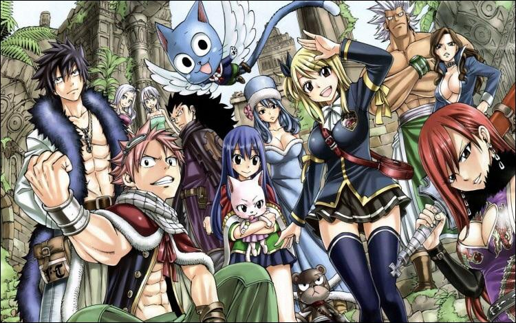 """Que signifie """"Fairy Tail"""" ?"""