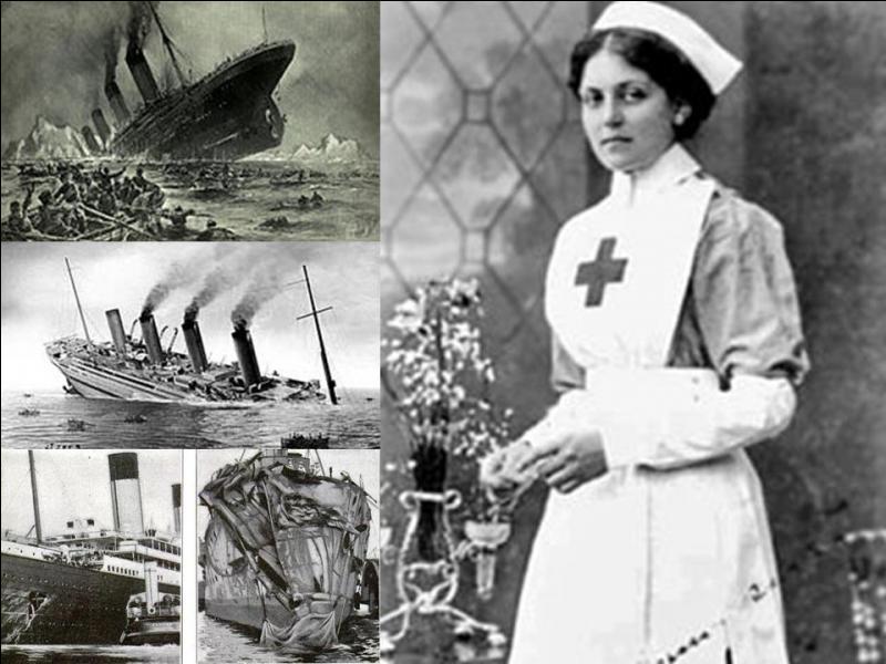 Intéressons-nous à une personne ! Elle se nomme Violet Jessop.Membre de l'équipage de plusieurs paquebots à des moments décisifs de l'existence de certains navires. Elle est considérée comme une miraculée ! Que lui est-il arrivé ?