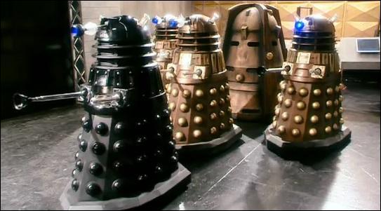 """À la fin de l'épisode """"DGM : Dalek génétiquement modifié"""", il ne reste plus qu'un seul Dalek en vie dans tout l'univers, quel est son nom ?"""