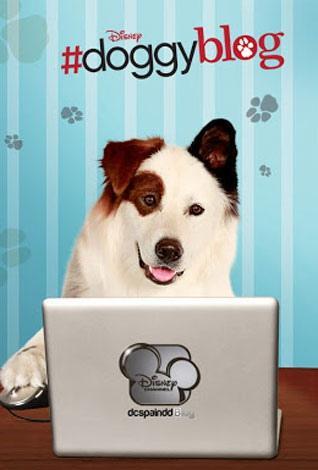 Les personnages de #Doggyblog
