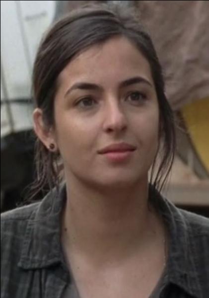 Avec qui Tara était-elle avant d'être avec Glenn ?