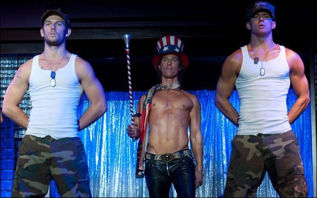 Quel rôle joue Matthew McConaughey ?
