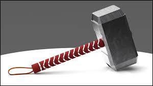Quel autre super-héros arrive à porter le marteau de Thor ?